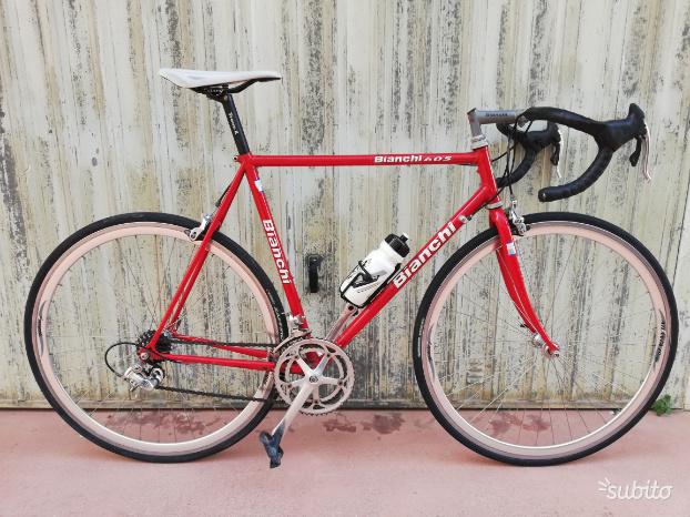 Bici da corsa BIANCHI 605 Campagnolo