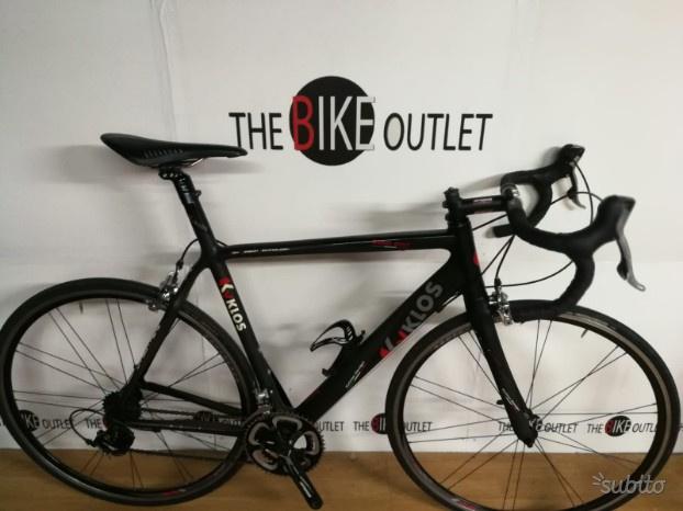 Bici da corsa carbonio Kiklos