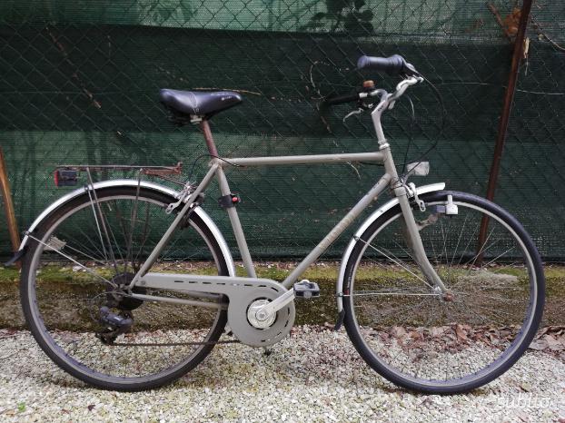 Bici uomo city bike VICINI