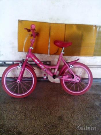 Bicicletta bambina/o Winks 14' -