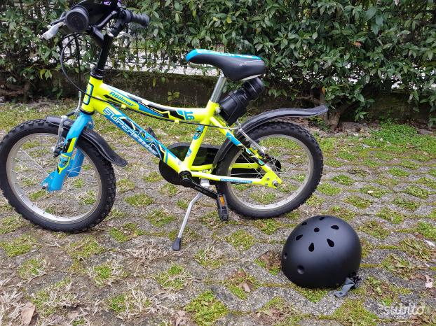 Bicicletta bambino 4-7 anni - Rollmar 16'