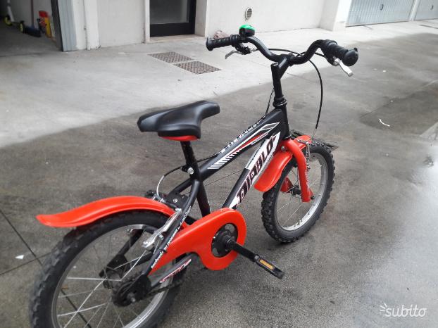 Bicicletta bambino ruota da 16