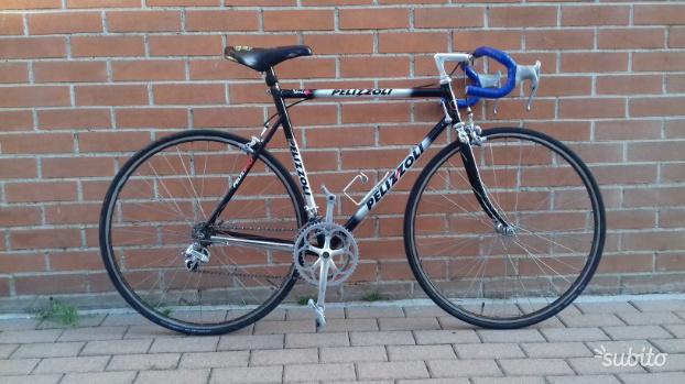 Bicicletta da corsa vintage COPPI - DURA ACE