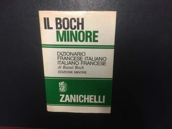 Dizionario Zanichelli Italiano Francese