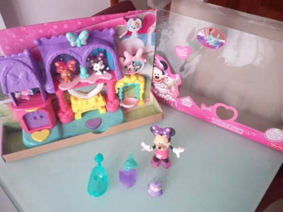 Fisher-Price Disney Il Salone di Bellezza dei Cuccioli di