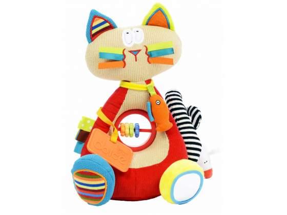 Gatto Siamese Peluche Per Bambini Con Suoni Dolce Multicolor