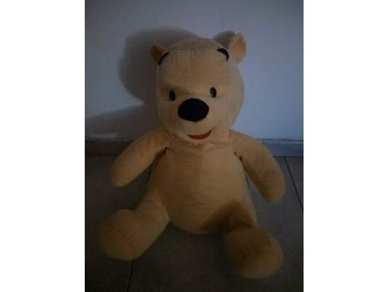 Pupazzo Winnie the pooh disney 50 cm