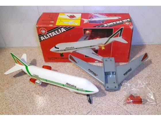Re.El Toys - Aereo Alitalia elettrico