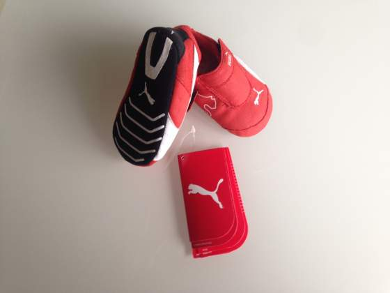 Scarpine scarpe Puma bambino nuove originali taglia 19