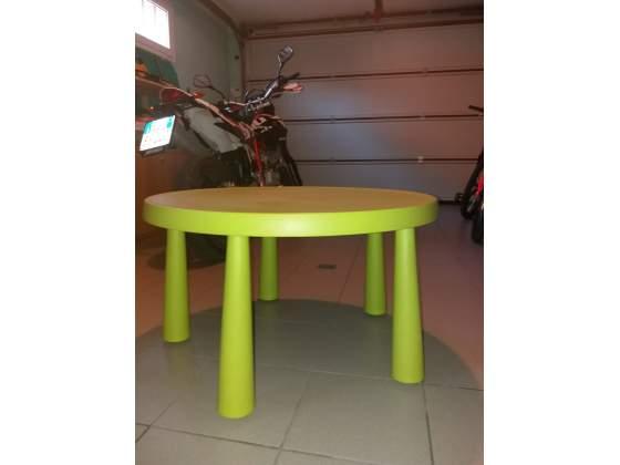 Tavolino e due sedie ikea per bambini torino posot class