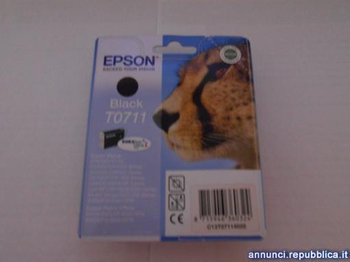 Altro cartucce Epson magenta T e nero T Arqua'