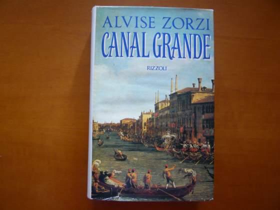 Alvise Zorzi - Canal Grande