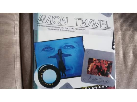 Avion Travel Lp colonna sonora del film
