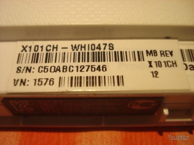 Batteria originale per asus eepc x101ch