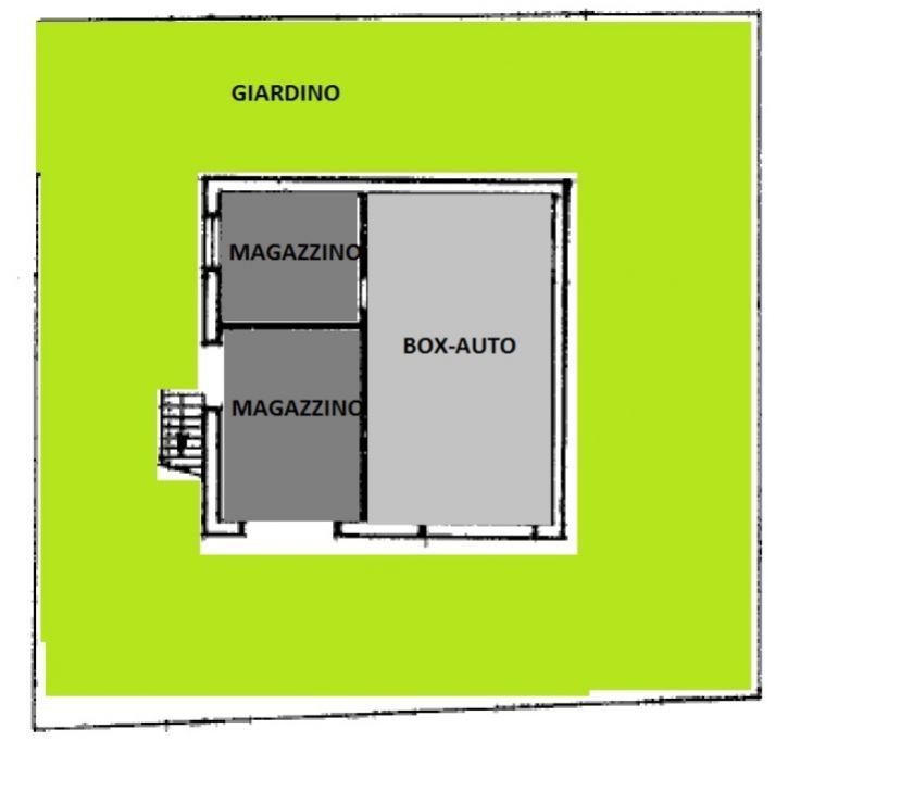 Casa Indipendente su due Livelli con Giardino e Solarium