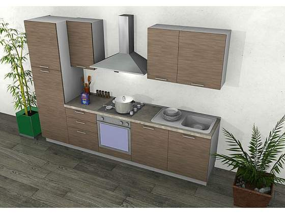 Cucina ontario stosa posot class for Cucine complete