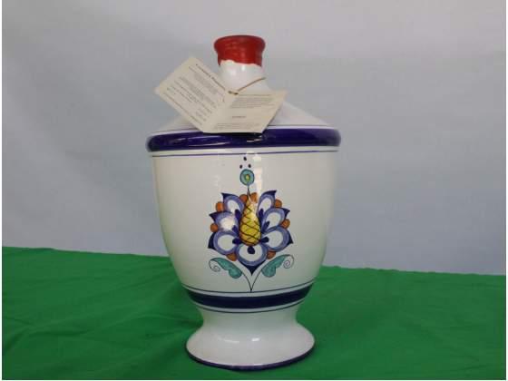 Fiasca in ceramica fatta a mano