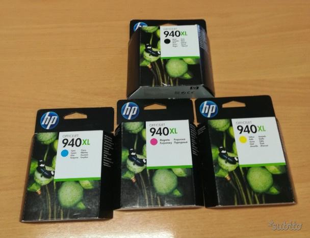 Kit cartucce HP Officejet 940 XL