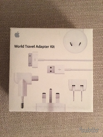 Kit completo di adattatori MONDO ? Apple - ORIG
