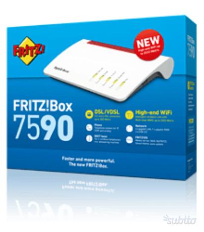 Modem/Router FRiTZBox  top di gamma