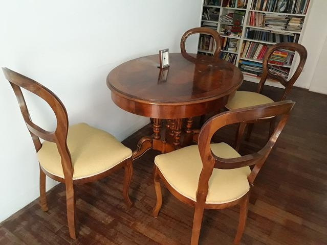 stile veneziano camera da pranzo marca silik posot class