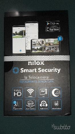 Telecamera di sorveglianza NILOX