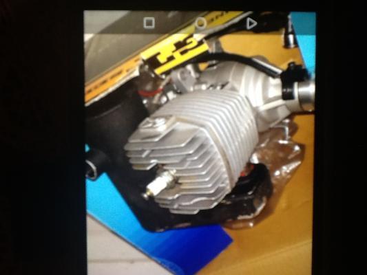 Vendo motore os gt cc