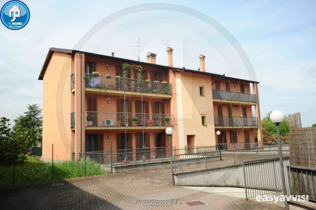 Appartamento bilocale 70 mq arredato, provincia di pavia