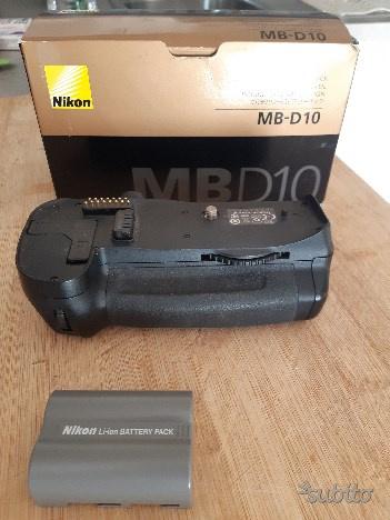 Battery grip e batteria originali nikon d300s d700