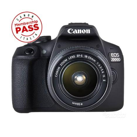 Canon EOS D Kit EF-S  IS II Kit Voyage