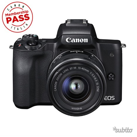 Canon EOS M f/ IS STM