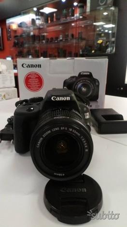 Canon eos 100d + ef