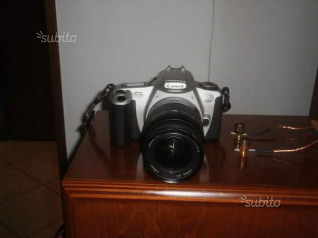 Canon eos 300 analogica