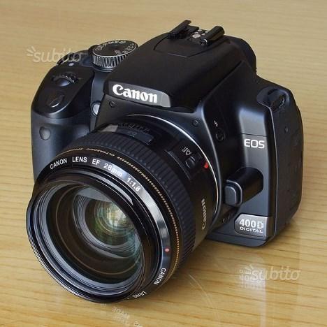 Canon eos 400d + canon  + canon  stab