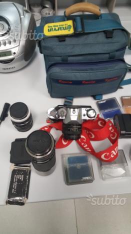 Canon reflex manuale completa