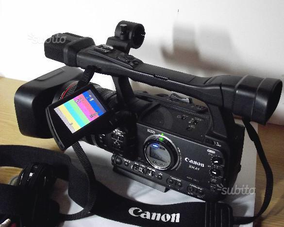 Canon xh a1 perfetta
