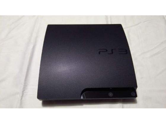 Console Sony PS3 slim console