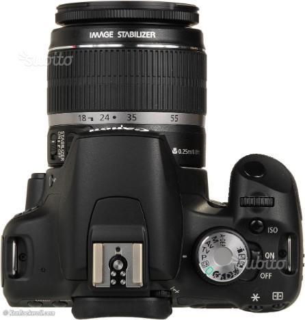 Digitale Canon 500D
