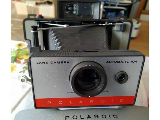 Lotto 4: macchine Polaroid e Kodak in ottime condizioni