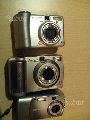 Machine fotografiche vintage