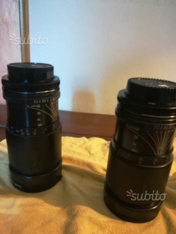 Obiettivi Tamron e Reflex Canon