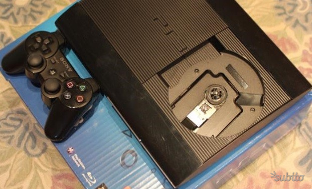 Playstation 3 slim con 500 giga