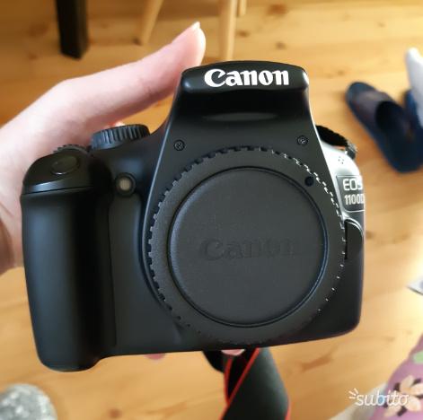 Reflex Canon EOS D