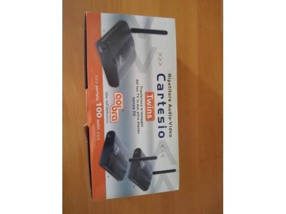 Trasmettitore audio video wireless