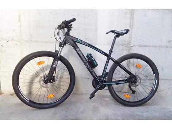 2 mountain bike