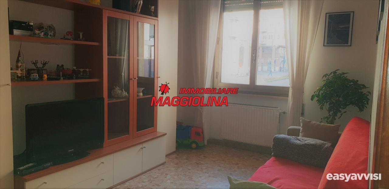 Appartamento trilocale 60 mq arredato, provincia della