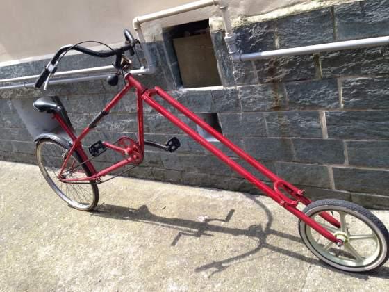 Bici Chopper Artigianale Posot Class