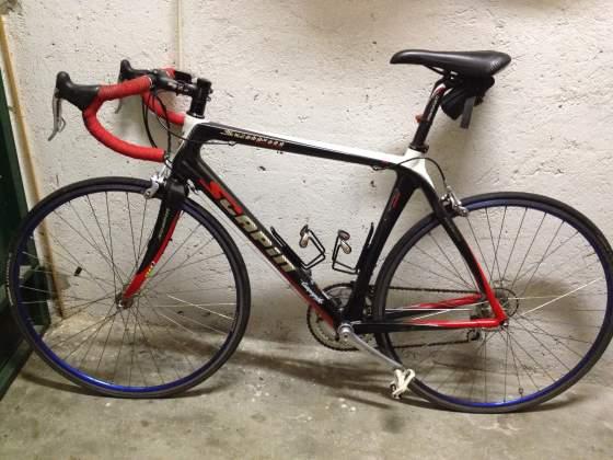 Bici corsa carbonio scapin etika