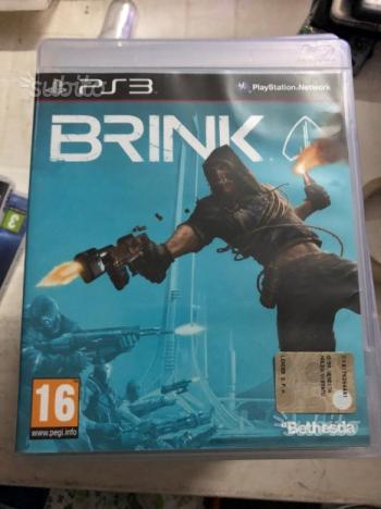 Brink per Sony PS3