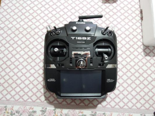 Futaba T16SZ Mode 1